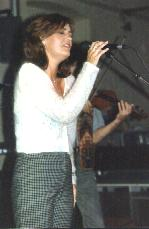 Capercaillie 1995, photo by The Mollis