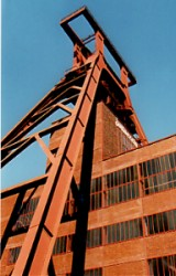 Zeche Zollverein, Photo by The Mollis