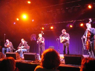 Lunasa, Tønder Festival, photo by Tom Keller