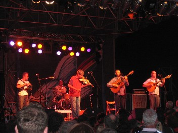 Old Blind Dogs, Bardentreffen 2005