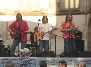 bluegrass band bayern